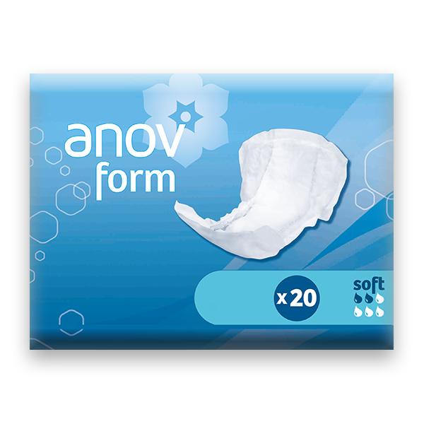 AMD Anov Form Shaped Pads