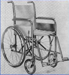 The Wheelchair- A History