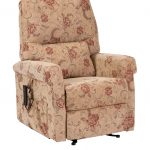 925S5ABE Sasha Rise Recliner in Floral (1)