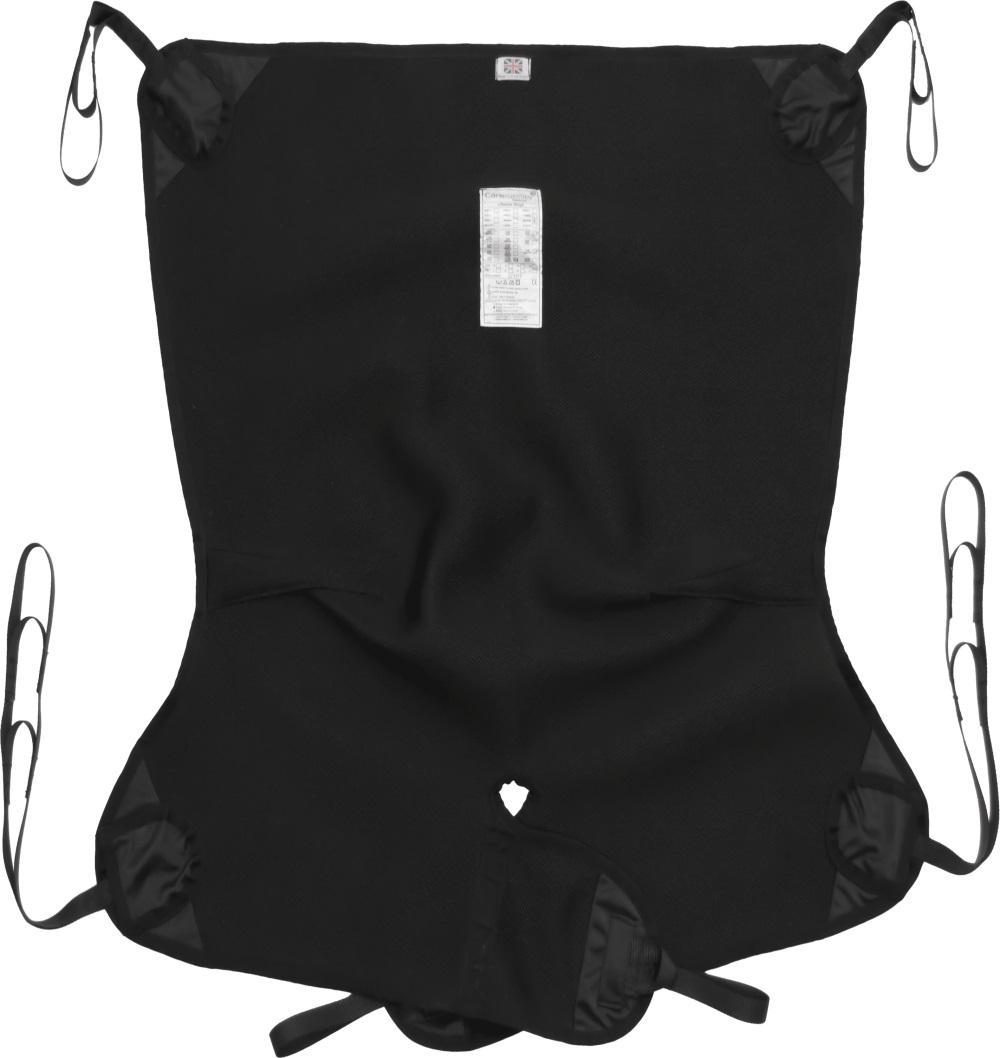 in chair split leg sling