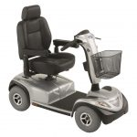 CMS0400B Comet scooter silver