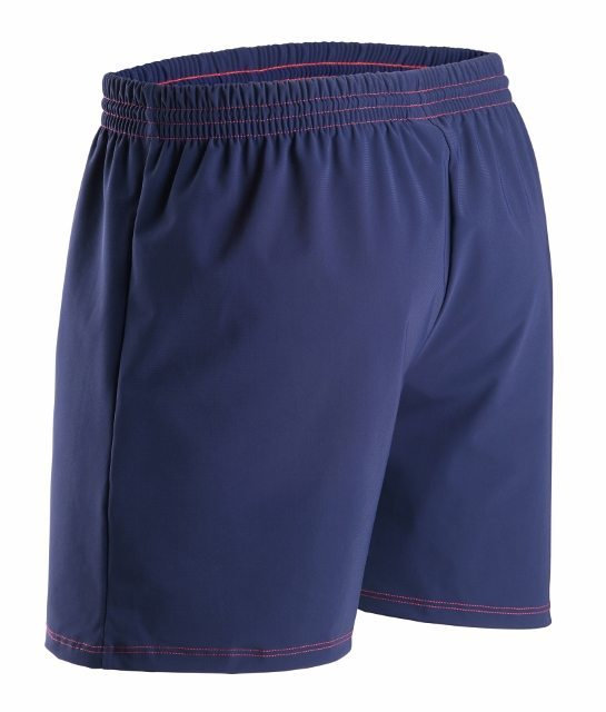 Navy Kes Vir Men's Swim Shorts