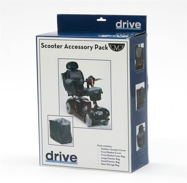 Scooter Accessory Pack