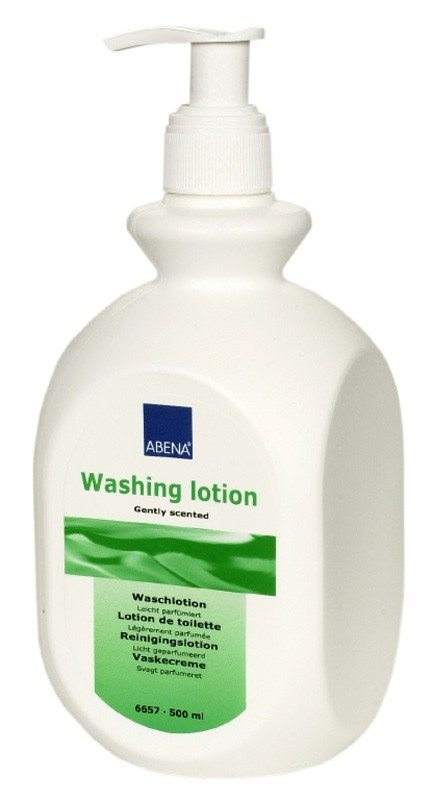 abena washing lotion 500ml