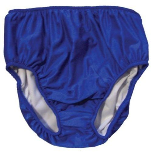 reusable incontinence swimwear blue