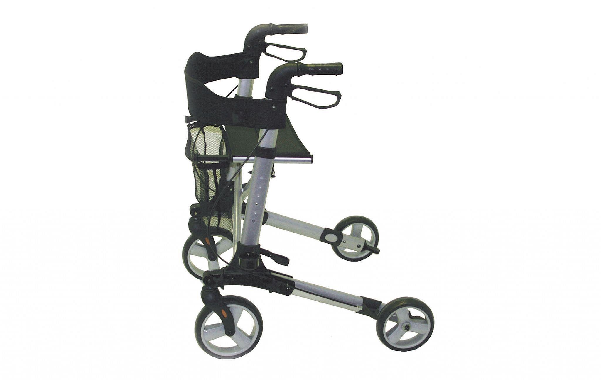 Deluxe Lightweight Rollator